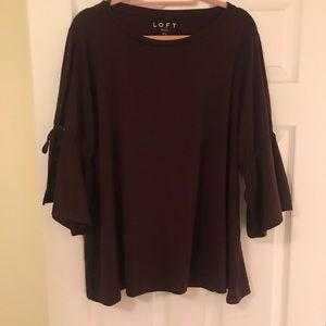 Maroon Loft Shirt